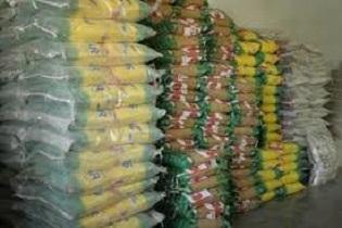 انبار بزرگ احتکار برنج در کرمانشاه