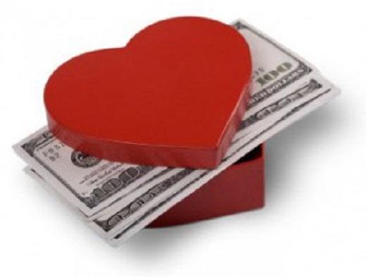 "داستان عاشقانه "" عشق پولی"""