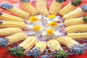 آموزش طرز تهیه شیرینی اتریشی