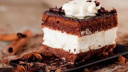 آموزش طرز تهیه کیک بستنی
