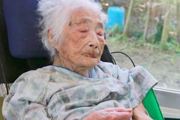 پیرترین زن ژاپن