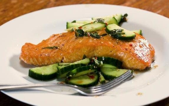 افزایش طول عمر با مصرف ماهی