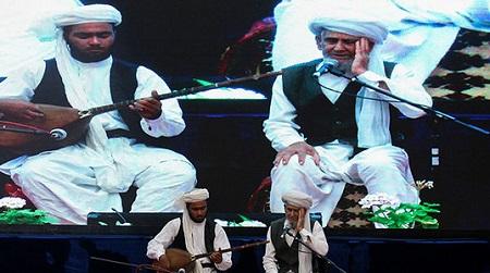 سومین جشنواره موسیقی مقامی خراسان شمالی