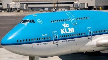 توقف پرواز هلند به تهران