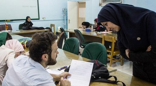 دانشجویان خارجی در پنج رشته جدید پذیرش می شوند