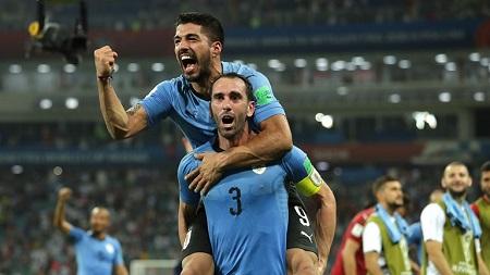 پرتغال ۱-۲ اروگوئه