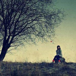 اس ام اس های عاشقانه دلتنگی و تنهایی سری ( 9 )