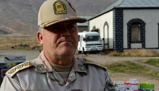 ۸۵ قاچاقچی در مرز ماکو