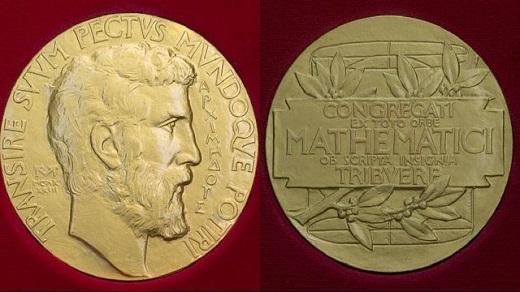 دزدیدن مدال فیلدز ریاضیدان ایرانی
