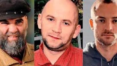 کشته شدن سه خبرنگار و مستندساز اهل روسیه