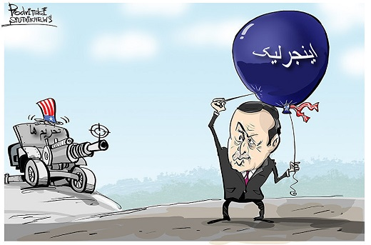 تعطیلی پایگاه نظامی آمریکا در ترکیه
