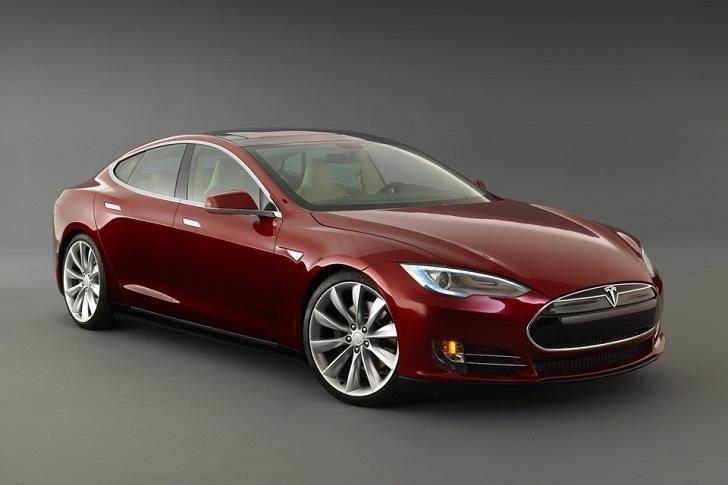 فروش خودروهای برقی تسلا افزایش یافت