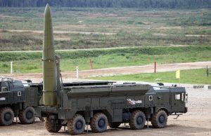منع موشکهای هستهای میانبرد انتقال سلاح به مرزهای روسیه است