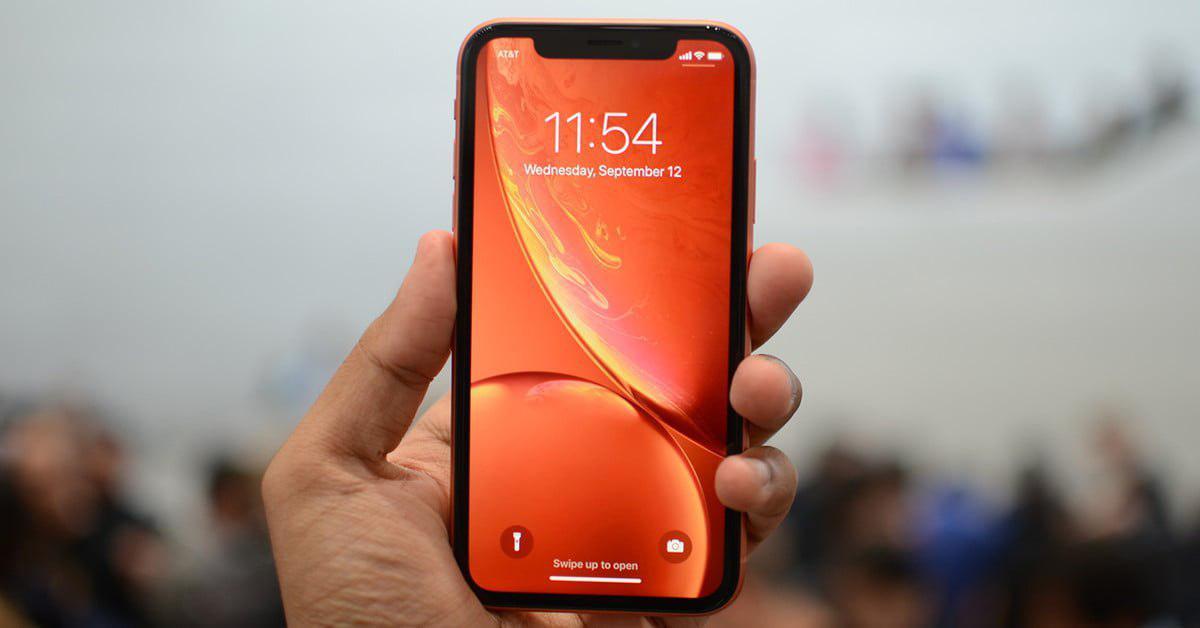 اپل بعضی از خطوط تولید آیفون XR را تعطیل کرده است