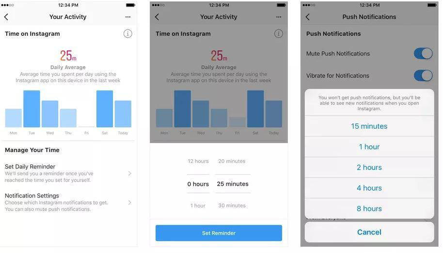 اینستاگرام انتشار همگانی ویژگی «Your Activity» را به طور رسمی از امروز آغاز کرد