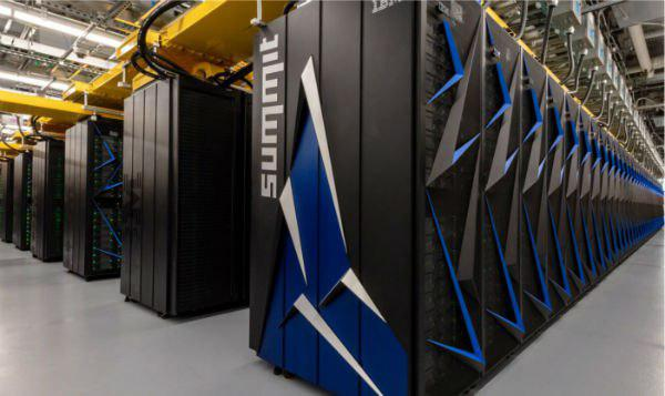 بزرگترین ابرکامپیوتر جهان برای اولین بار روشن شد