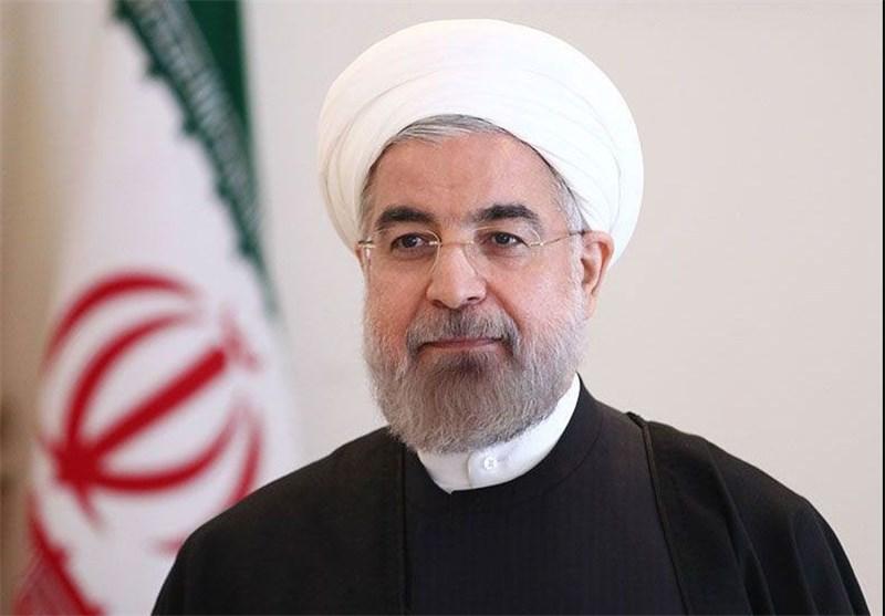 روحانی: اختلاف ما با آمریکا بر سر آزادی است