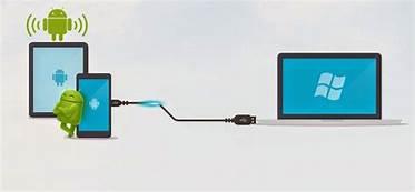 """روش های مختلف برای اتصال """"اینترنت گوشی به لپ تاپ و بالعکس """""""