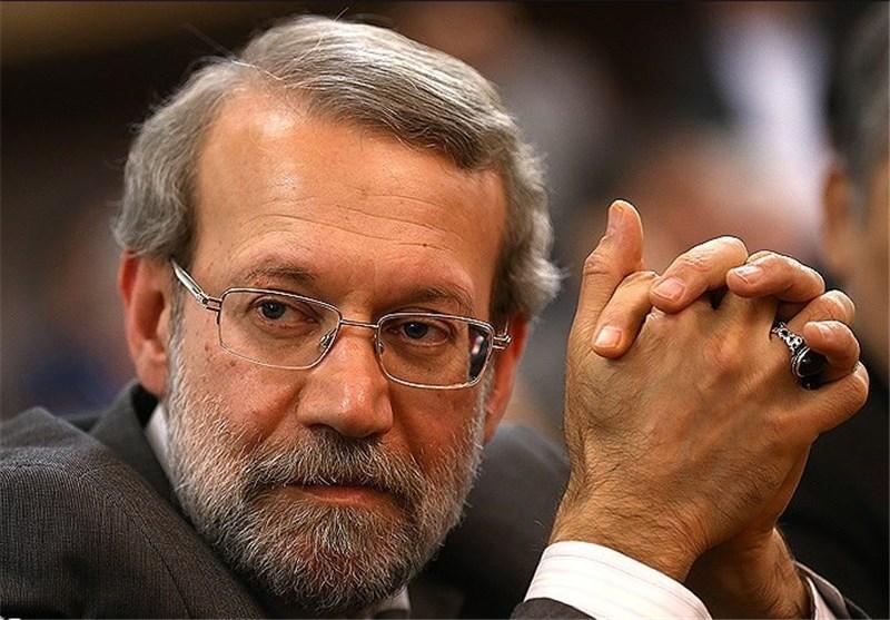 لاریجانی: نشست آستانه ساز وکار قابل اقتباسی برای سایر مسائل منطقه دارد