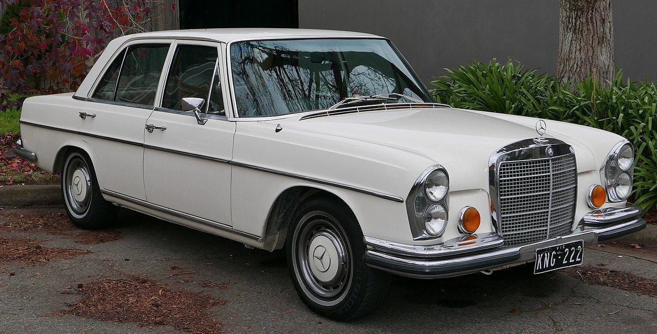 مرسدس بنز 280SE 1970