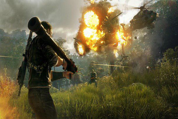 مشخصات سیستم مورد نیاز بازی Just Cause 4 اعلام شد