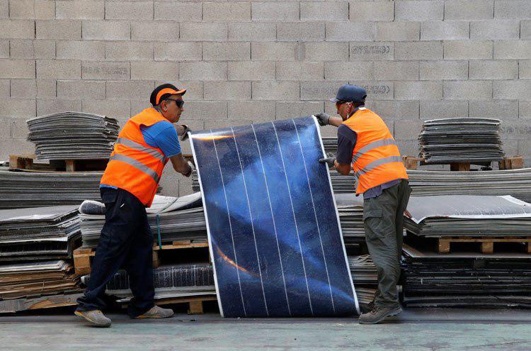 پنلهای خورشیدی (فتوولتائیک) ممکن است منابع انرژی آینده باشند