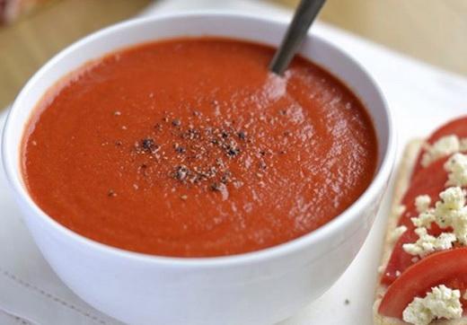 آموزش طرز تهیه سوپ فلفل