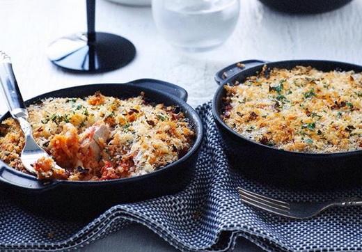 آموزش طرز تهیه خوراک تن ماهی فرانسوی
