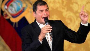 درخواست پناهندگی رئیس جمهور پیشین اکوادور از بلژیک