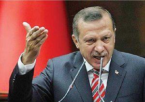 اردوغان از رئیس حزب جمهوریت خلق ترکیه شکایت کرد