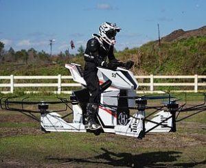 با این موتور سیکلت ها در آسمان حرکت کنید