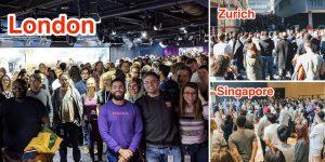 اعتصاب کارکنان شرکت گوگل در سراسر جهان
