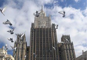 احضار سفیر اتریش در مسکو به وزارت خارجه روسیه