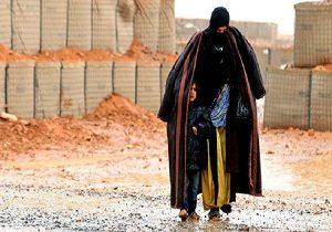 مرگ ماهانه ۱۰۰ آواره سوری در اردوگاه «الرکبان»