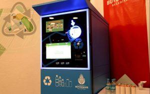 شارژ کارت مترو با زباله در استانبول