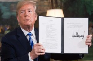 تحریمهای ترامپ علیه ایران برجی است که ممکن است به راحتی فرو بریزد
