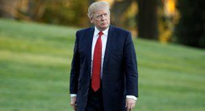 ترامپ به انتقادها از حضور نیافتنش در گورستان سربازان آمریکایی واکنش نشان داد