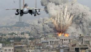 حملات عربستان به مناطق مختلف استان صعده یمن