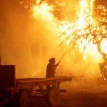 ۸ کشته و ۵۰ زخمی بر اثر آتش بازی در مکزیک