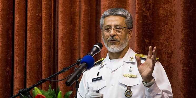 امیر سیاری : آماده انجام بهترین ماموریت ها در عرصه دریا هستیم