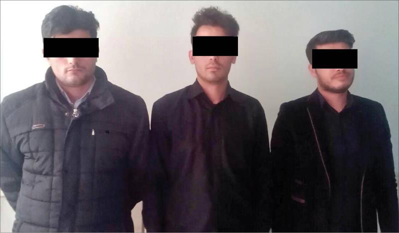 دستگیری عاملان جنایت در مجلس ترحیم مقتول