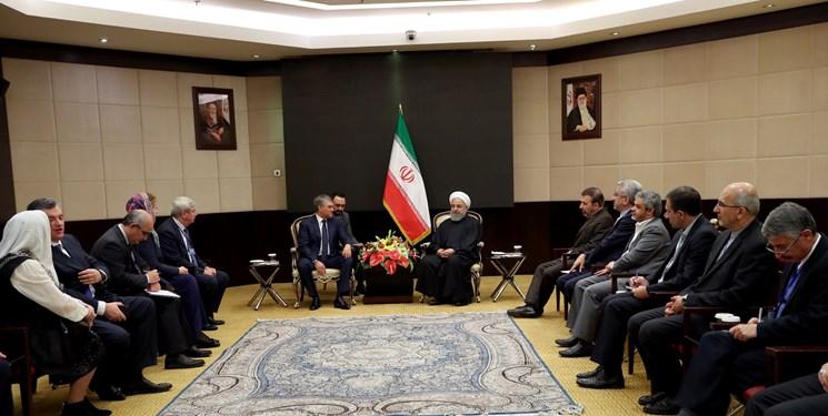 روحانی:همکاریهای منطقه ای ایران و روسیه باید تا رسیدن به نتیجه مطلوب ادامه یابد