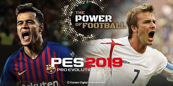 نسخه رایگان PES 2019 تحت عنوان لایت عرضه خواهد شد