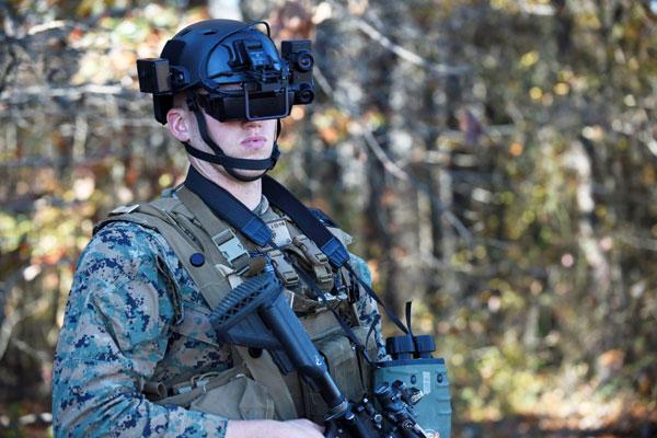 مایکروسافت برای ارتش آمریکا عینک واقعیت افزوده میسازد