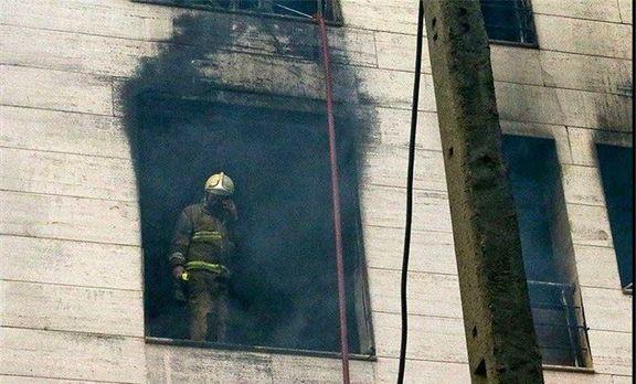 انفجار مواد محترقه 8 زن و مرد را مصدوم کرد