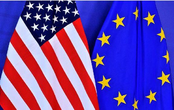 حمایت کردن آمریکا از تحریم جدید اروپا علیه ایران