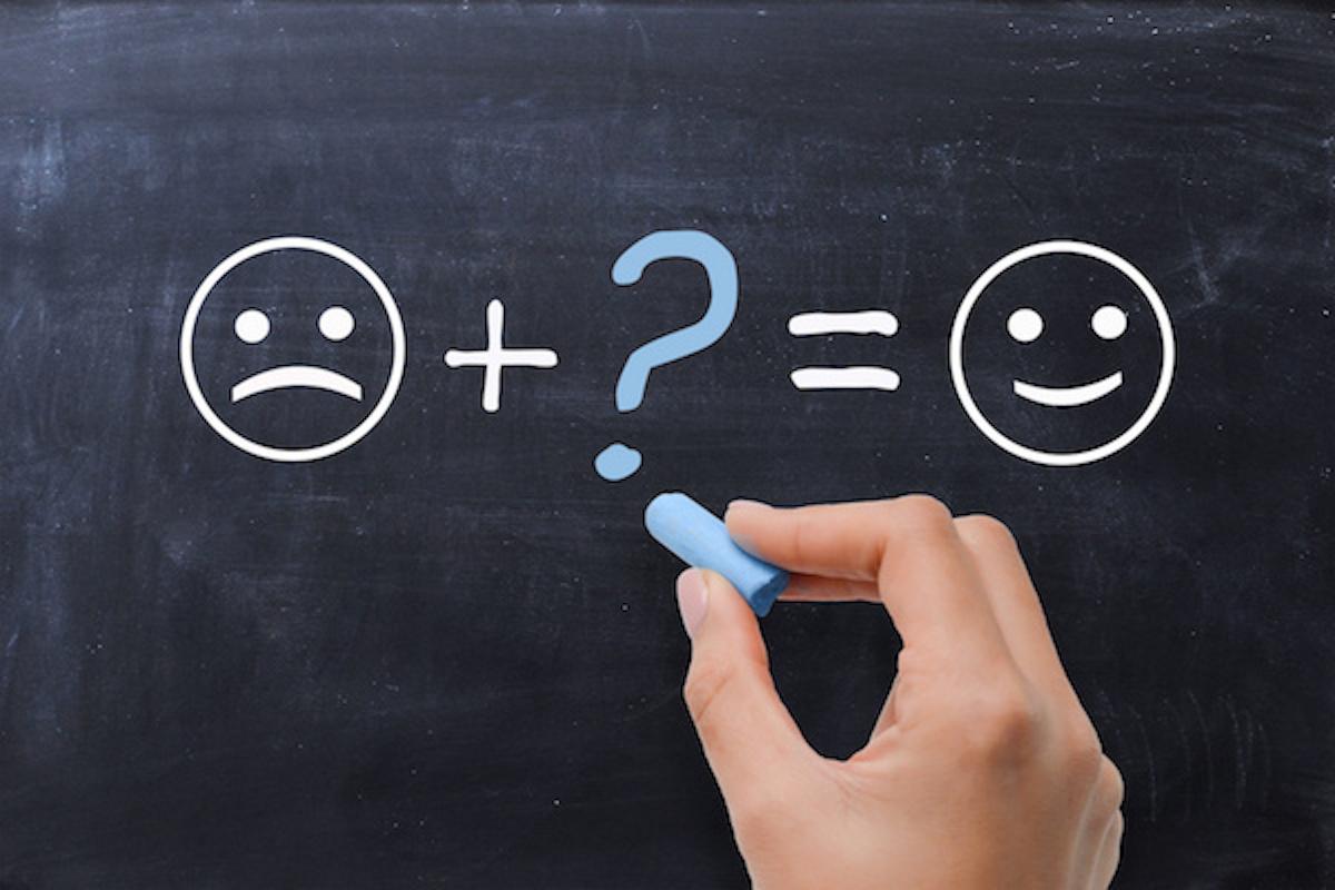 چگونه احساس خوشبختی کنیم